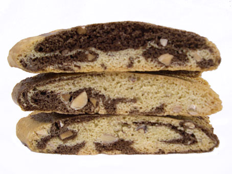 Marble Biscotti