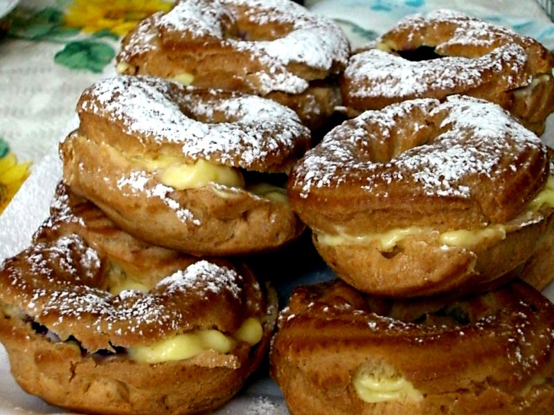 ... every italian household makes its version of st joseph s cakes z