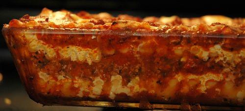 Lasagna Napolitana
