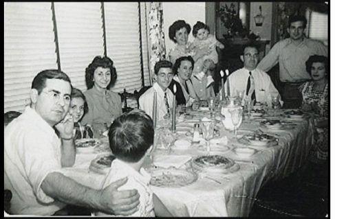 Andrew Salera and family